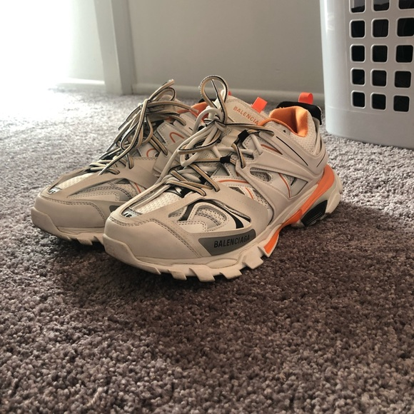 Balenciaga Track Runners Size 452